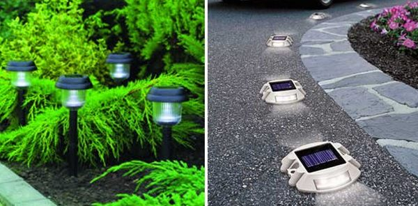 Brilliant Solar Lights Solar Lights